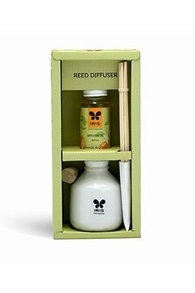 IRIS Orange Blossom Reed Diffuser With Pot Sets - 60 Ml