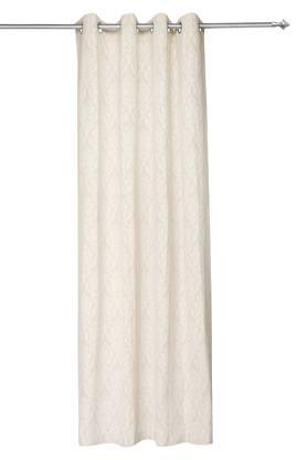 Charlotte Jacquard Self Pattern Door Curtain