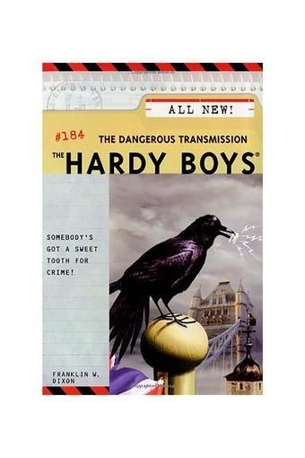 The Dangerous Transmission (Hardy Boys)