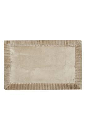Rectangular Slub Bath Mat