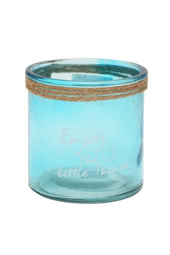 A024 -  Blue Candle Holders - Main