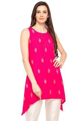 RANGRITIWomens Polyester Indie Top