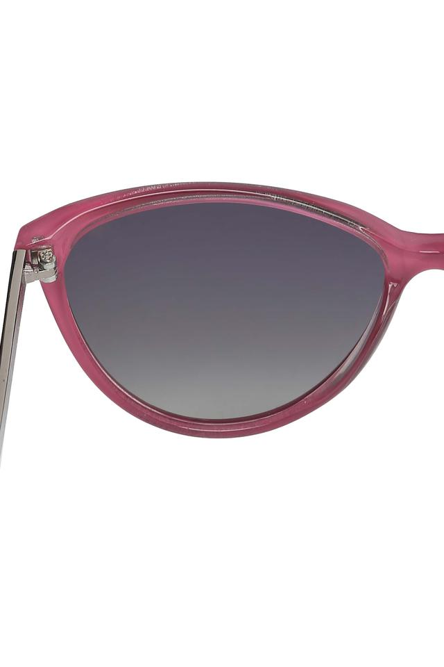 Womens Cat Eye UV Protected Sunglasses - LI156C13