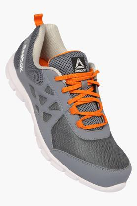 REEBOK Mens Mesh Lace Up Sports Shoes - 202994842