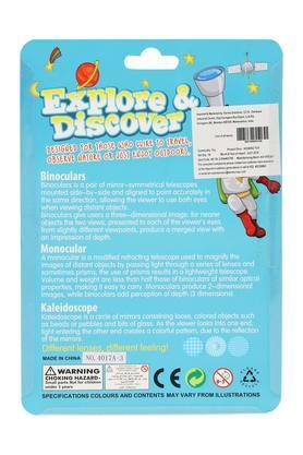 Kids Explore & Discover Telescope