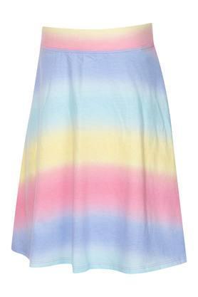 Girls Stripe Skirt