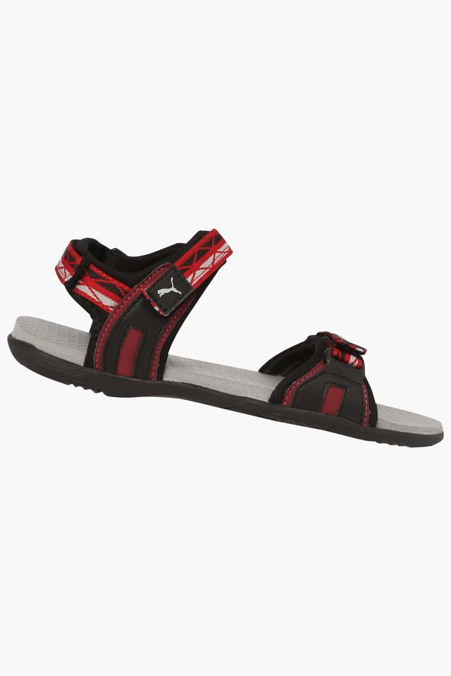 Unisex Synthetic Velcro Closure Sandals