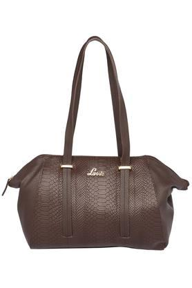 LAVIE Womens Zipper Closure Satchel Handbag - 203839755