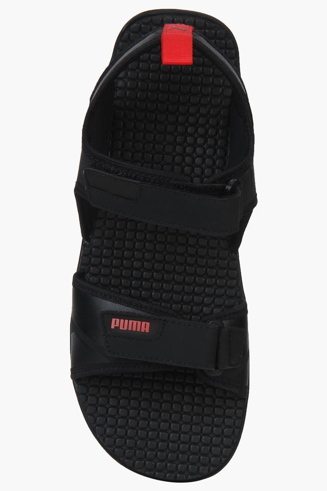 1d58aeeed05 Buy PUMA Mens Casual Wear Velcro Closure Sandals