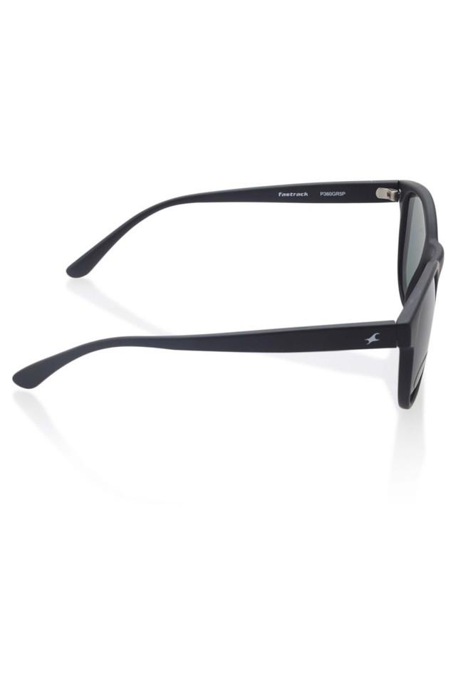 Mens Wayfarer Polycarbonate Sunglasses
