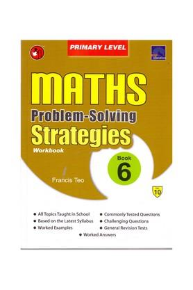 SAP Maths Problem Solving Strategies Workbook Primary Level 6