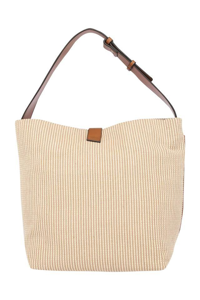 Womens Snap Closure Hobo Handbag