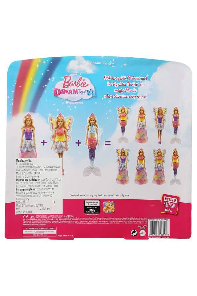 Barbie Dreamtopia Set