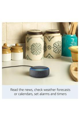 All-new Echo Dot (3rd Gen) - Smart speaker with Alexa (Black)