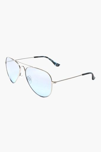Mens Aviator Polycarbonate Sunglasses - 2059N C4 S