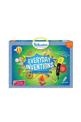 Unisex Everyday Inventions Write and Wipe Activity Game