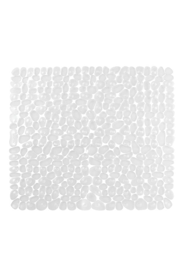 Pebblz Non-Slip Suction Bath Mat - Square Mat