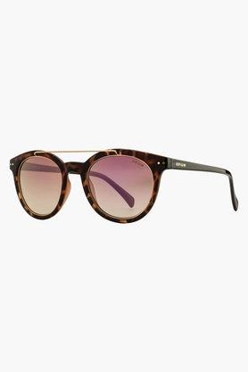 OPIUM Womens Round Gradient Dual Sunglasses