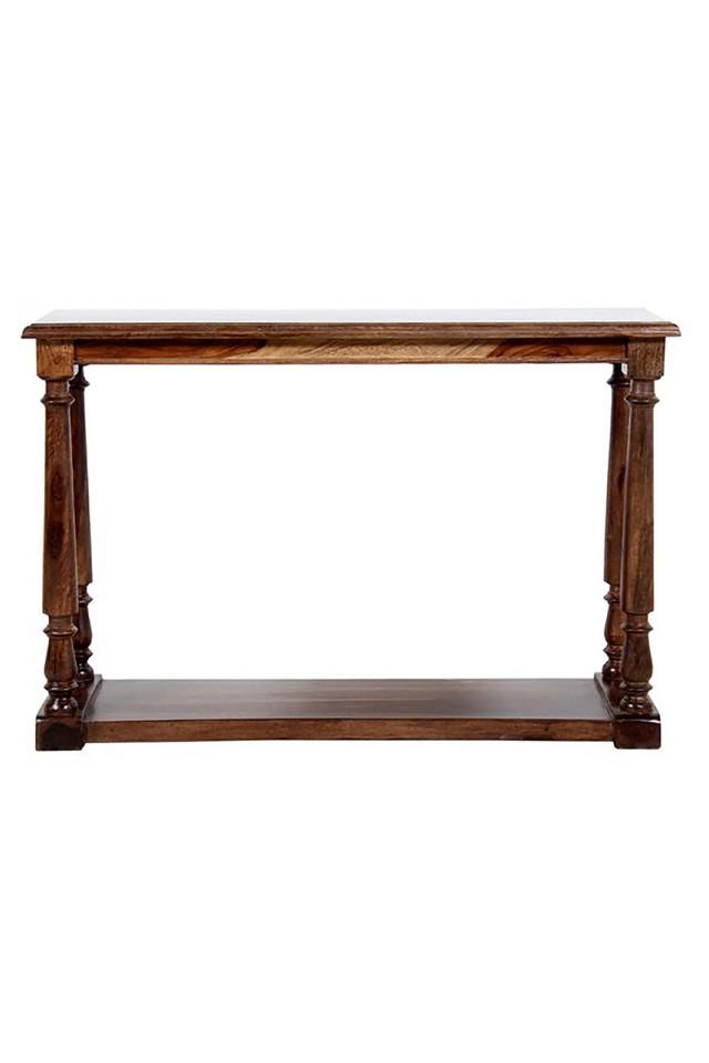 Brown Clarkson Console Table