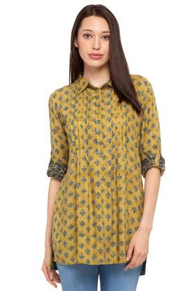 Womens Printed Tunic