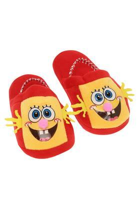 Spongebob Printed Bath Slippers