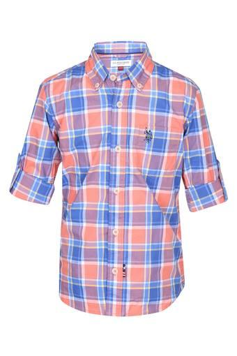 U.S. POLO ASSN. -  Orange Topwear - Main