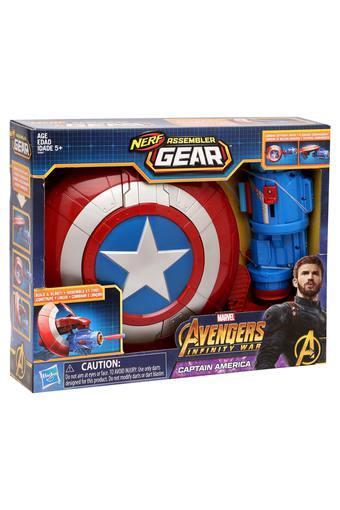 Unisex Captain America Gear Set