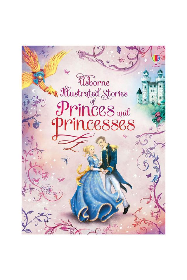 Illustrated Stories of Princess And Prince