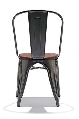 Metallic Spice Chair