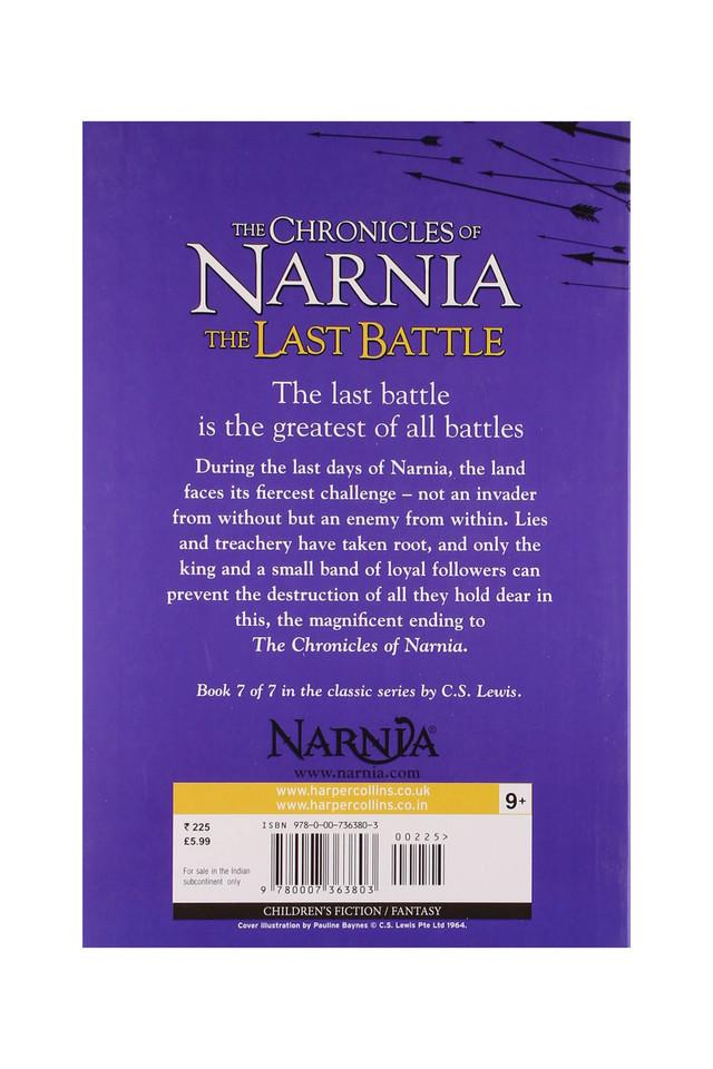 The Last Battle (The Chronicles of Narnia)