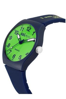 Unisex Silicone Analogue Watch -KK212BL