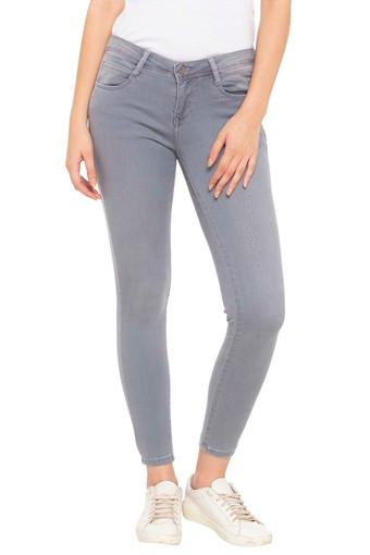 KRAUS -  Grey Jeans & Leggings - Main