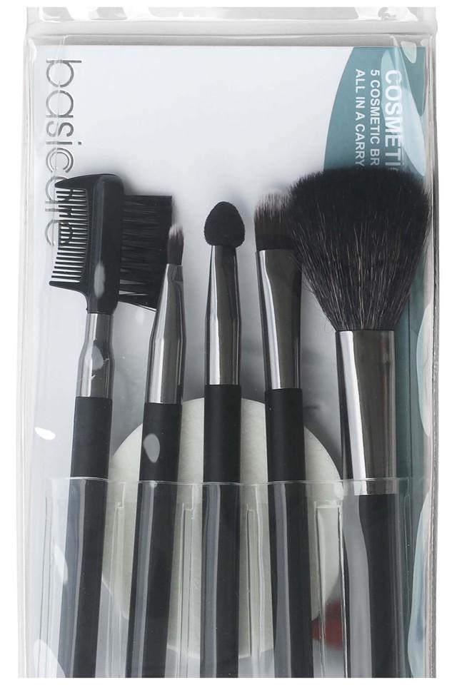 Cosmetic Brush Set - 5 Piece