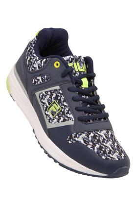 FILAMens Mesh Lace Up Sports Shoes - 204029593_9463