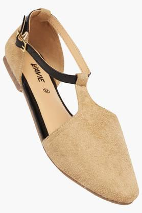 LAVIEWomens Casual Wear Buckle Closure Flats - 202520287