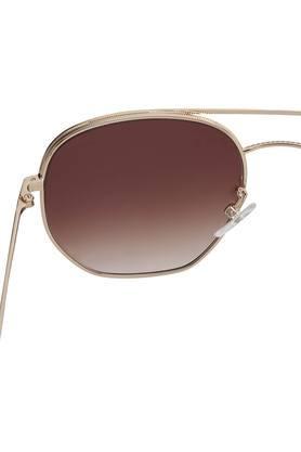 Mens Full Rim Aviator Sunglasses - IMS692C2SG