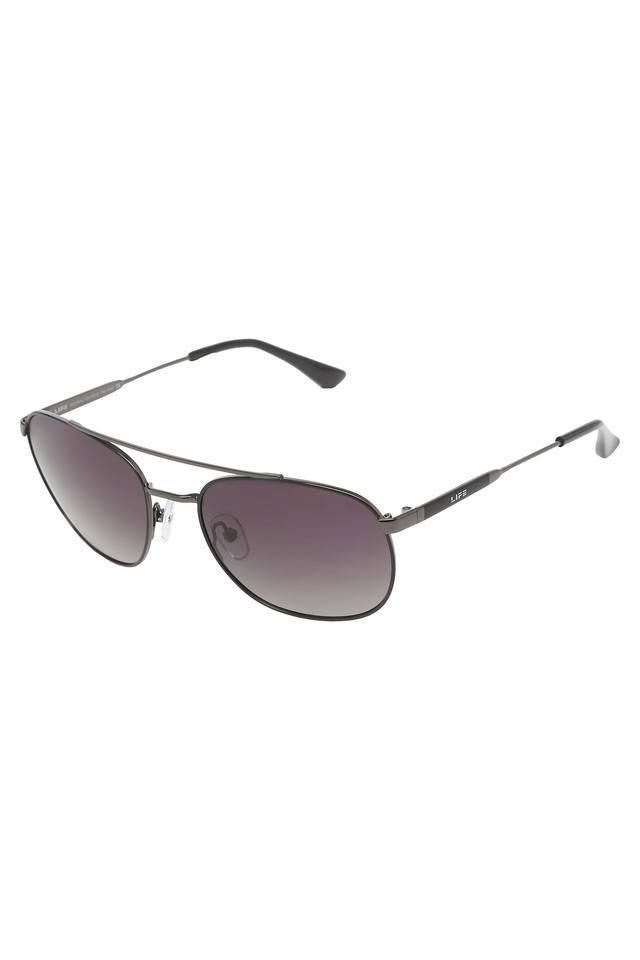 Unisex Navigator UV Protected Sunglasses - LI125C21