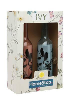 Birdie Bottle Lamp Set of 2