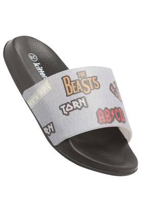 Boys Casual Wear Slider Slippers
