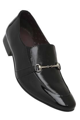 BLACKBERRYS Mens Slip On Classic Formal Shoes
