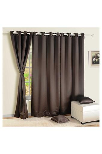 SWAYAM -  Chocolate Curtains - Main