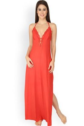 Womens Lace Night Gown