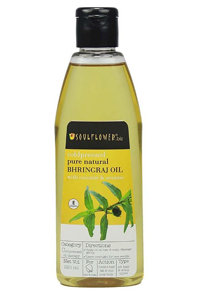 Coldpressed Bhringraj Carrier Oil - 225ml