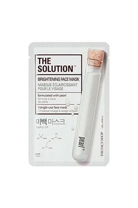 The Solution Pearl Brightening Face Mask - 20g