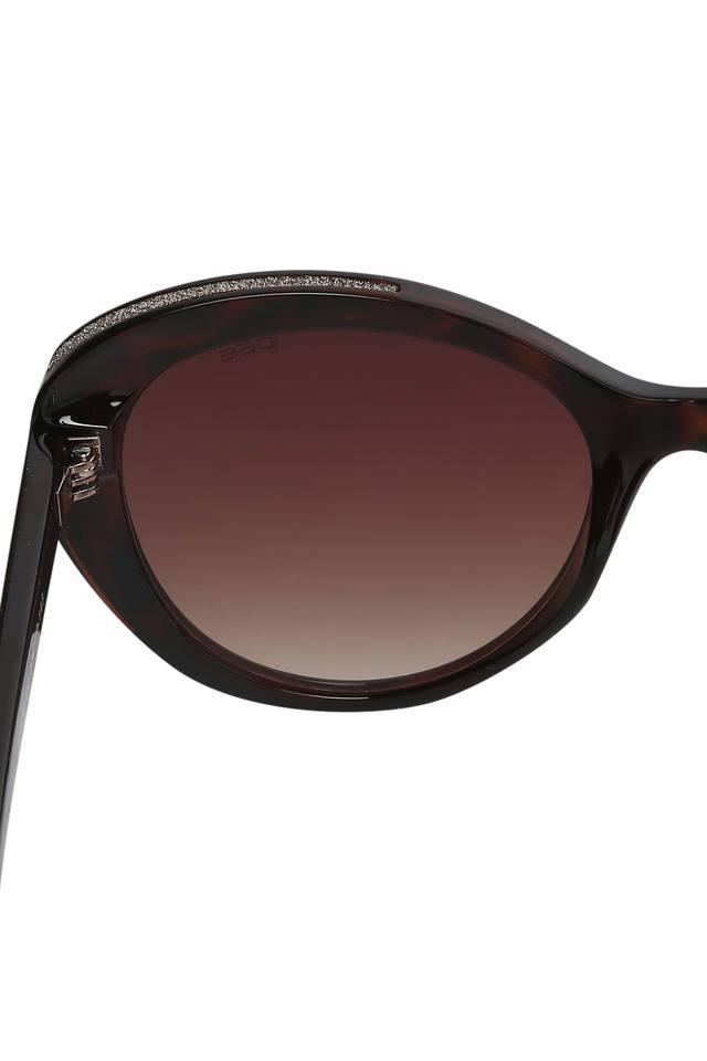Womens Cat Eye UV Protected Sunglasses - IDS2520C2SG