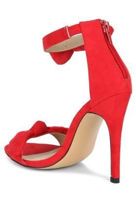 Womens Party Wear Zipper Heels