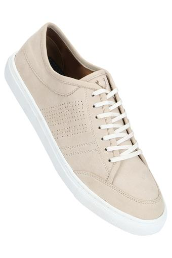 ALLEN SOLLY -  Beige Casual Shoes - Main