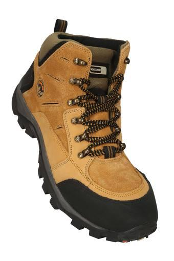 Mens Suede Lace Up Boots