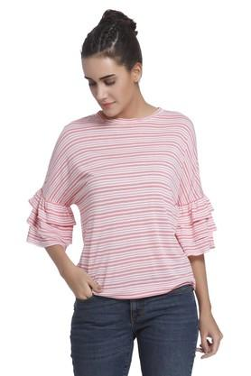 9f550683614e Buy Vero Moda Shirts, Pants   Dresses Online   Shoppers Stop