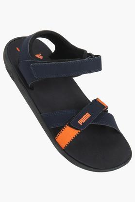 dbae836767f X PUMA Mens Synthetic Velcro Closure Sandals. PUMA. Mens Synthetic Velcro  Closure Sandals .